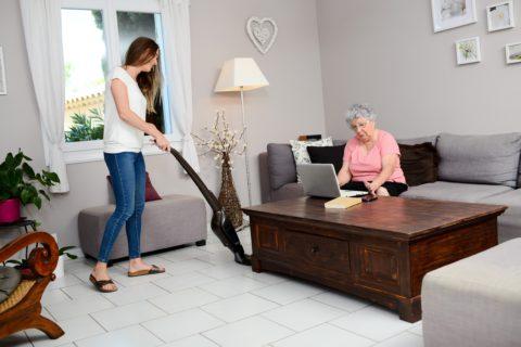 BENS Thuiszorg en Schoonmaakdiensten B.V WMO Thuiszorg huishoudelijke hulp