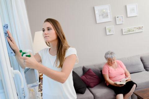 BENS Thuiszorg en Schoonmaakdiensten B.V Particuliere zorg
